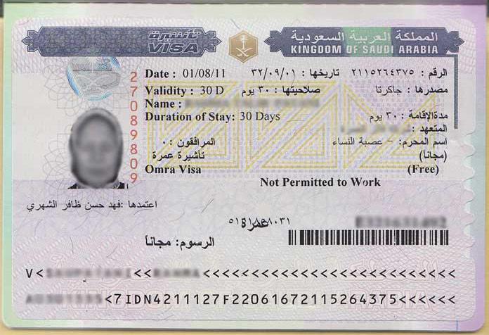Umrah Banner: Umrah Visa, Hajj Visa & Documents