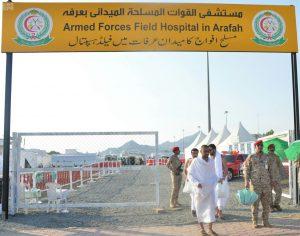 Healthcare in Arafat