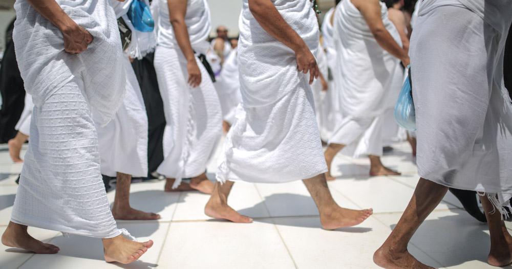 Être en état Ihram pour la omra ou le hajj