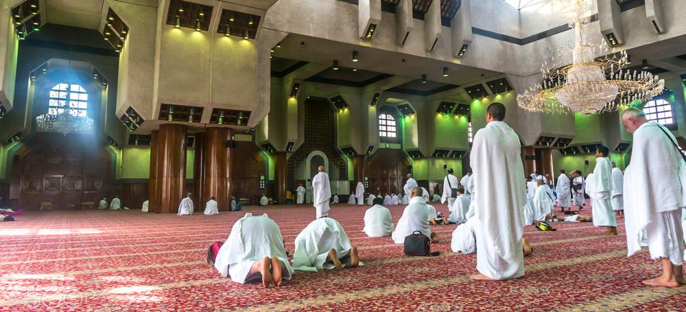 Miqat | Hajj and Umrah Planner