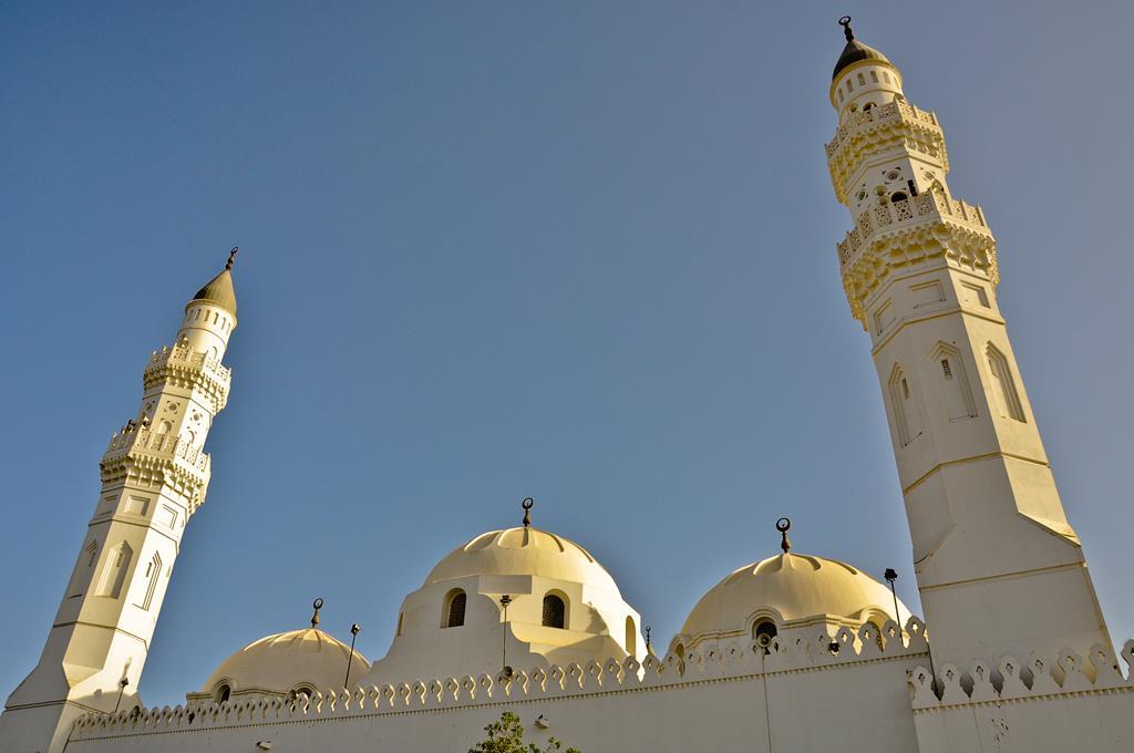 Masjid Quba   Hajj and Umrah Planner