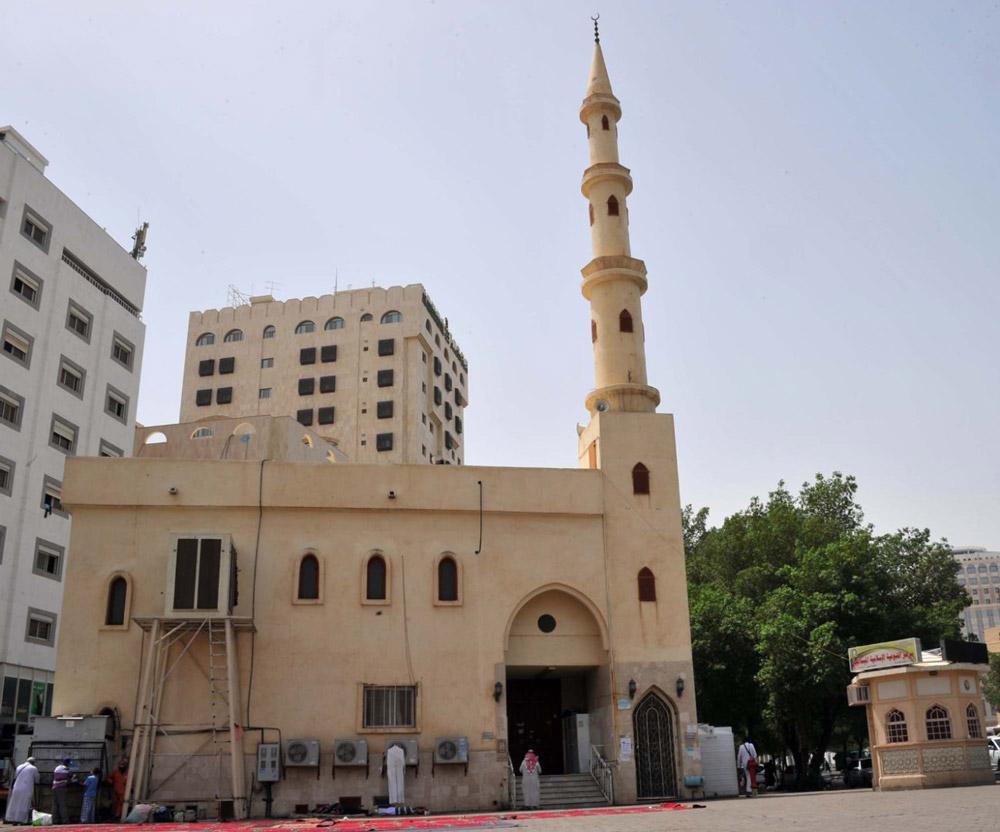 Masjid al-Sajdah (Masjid Abu Dhar al-Ghifari)