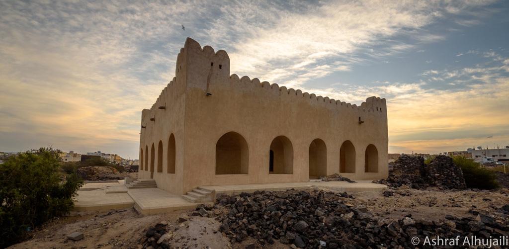 Palace of Urwah ibn al-Zubayr