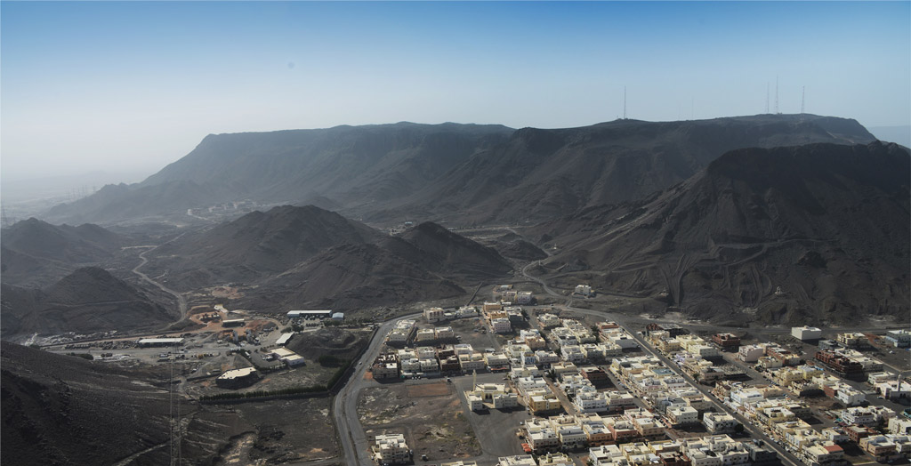 Jabal Ayr جبل عير
