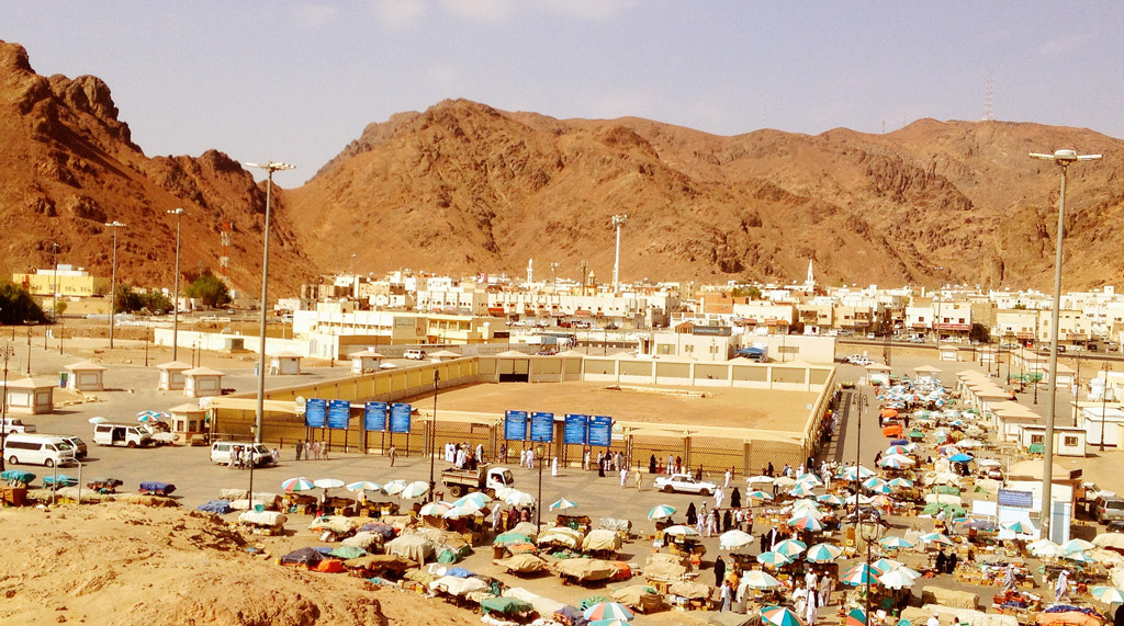 Martyrs of Uhud